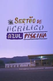 Sertão de Acrílico Azul Piscina 2004