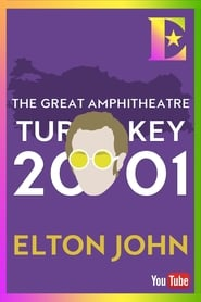Elton John – The Great Amphitheatre, Ephesus, Turkey 2001