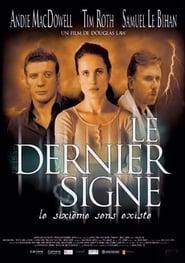 Voir Le Dernier signe en streaming complet gratuit   film streaming, StreamizSeries.com