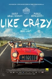 Poster Like Crazy 2016