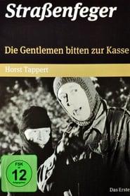 Poster Die Gentlemen bitten zur Kasse 1966
