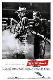 Poster 3:10 to Yuma 1957