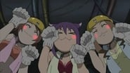 Soul Eater Season 1 Episode 42 : Charge! Baba Yaga's Castle: Why is Everything Suddenly so Unclear?