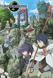 Poster Log Horizon 2021