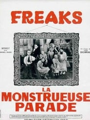 Regarder Freaks, la monstrueuse parade