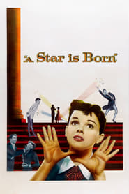 Poster A Star Is Born 1954