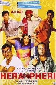 Hera Pheri (2000) Hindi WEBRip 480p & 720p Gdrive