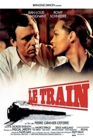 The Last Train poster