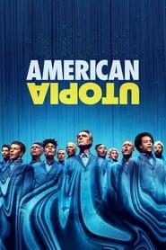 David Byrne's American Utopia (2020) poster