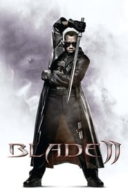 Poster Blade II 2002