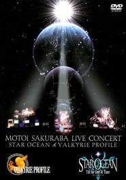MOTOI SAKURABA LIVE CONCERT STAR OCEAN & VALKYRIE PROFILE