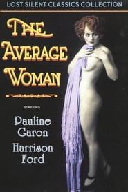 The Average Woman 1924