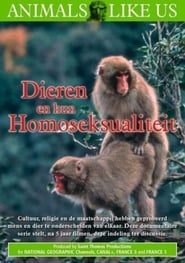 ANIMAUX TROP HUMAINS - HOMOSEXUALITÉ ANIMALE