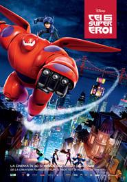 Cei 6 super eroi (2014) dublat in romana