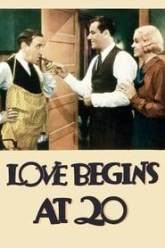 Love Begins at Twenty 1936
