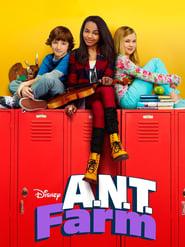 A.N.T. Farm: Escuela de talentos (2011)