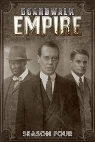 Boardwalk Empire - Season 4 poster