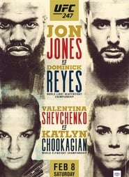 UFC 247: Jones vs. Reyes