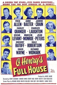 Poster O. Henry's Full House 1952