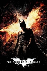 Poster The Dark Knight Rises 2012