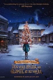 Poster Snekker Andersen og Julenissen - Den vesle bygda som glømte at det var jul 2019