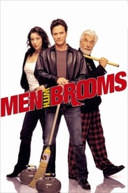 Poster for Men with Brooms