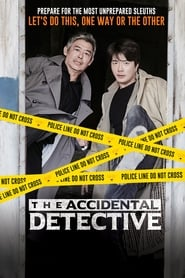 The Accidental Detective (2015) HDRip 480p, 720p