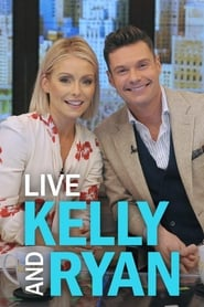 Poster LIVE with Kelly and Ryan 2021