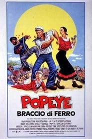 Popeye - Braccio di Ferro 1980