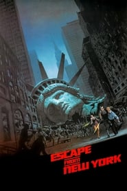 Poster Escape from New York 1981