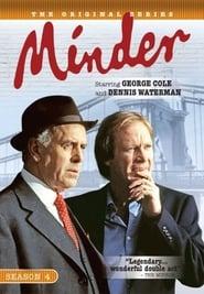 Minder - Season 4 (1984) poster