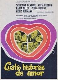 Poster Das Liebeskarussell 1965