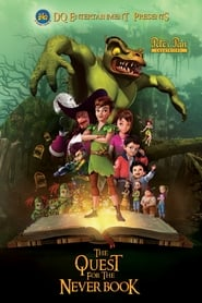 Peter Pan: The Quest for the Never Book (2018) Full Movie Watch Online Free