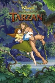 مسلسل The Legend of Tarzan مترجم