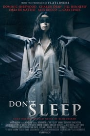 Don't Sleep [2017][Mega][Subtitulado][1 Link][1080p]
