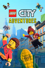 LEGO City Adventures (TV Series 2019/2020– )