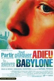Adieu, Babylone !