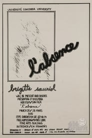 Poster L'absence 1976