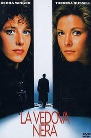 Poster Black Widow 1987