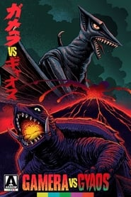 Gamera 3 - Gamera vs Gyaos en streaming