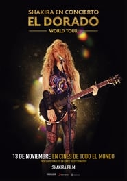 Poster Shakira In Concert: El Dorado World Tour 2019