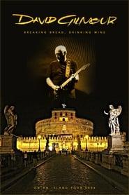 David Gilmour - Breaking Bread, Drinking Wine 2007
