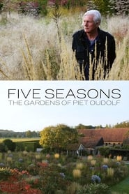 Poster for Five Seasons: The Gardens of Piet Oudolf