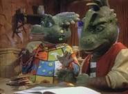 Dinosaurios 3x15
