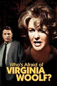 Poster for Who's Afraid of Virginia Woolf?