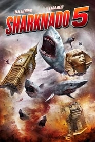 Sharknado 5: Global Swarming poster