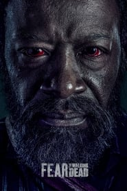Poster Fear the Walking Dead - Season 5 Episode 10 : 210 Words Per Minute 2020