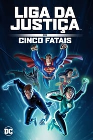 Imagens Justice League vs. the Fatal Five