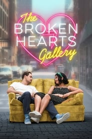 Poster for The Broken Hearts Gallery