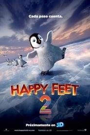 Happy Feet 2 en cartelera